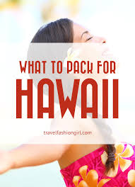 Hawaii travel toiletries images What to pack for hawaii packing list for vacation jpg