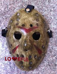 Jeepers Creepers Halloween Mask by Compare Prices On Old Hockey Mask Online Shopping Buy Low Price