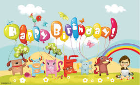 Happy Birthday Wishes For Wall New Animation Happy Birthday Wishes Wall Inside Find Happy
