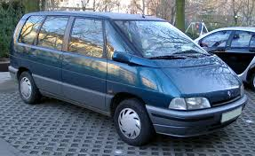 1996 renault espace specs and photos strongauto
