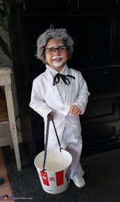 Diy Halloween Costumes Kids Idea 25 Colonel Sanders Costume Ideas Colonel