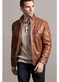 Leather Barn Coat Men U0027s Leather Jackets Overland Updated Styles 2017