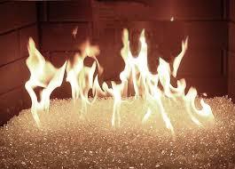 Fire Pit Glass Beads by Fire Glass Fireplace Inserts Inspiration Pixelmari Com