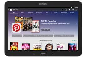 nook samsung u0027s nook tablet now comes in larger 10 inch size for 299