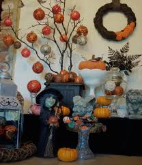 decorated halloween trees make the best of things fun halloween decorating