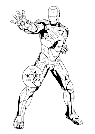 iron man stop coloring pages for kids printable free coloing