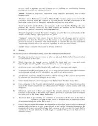 Letter Of Intent Sample For Renting Space by Australia Retail Premises Lease With Turnover Rent Provision
