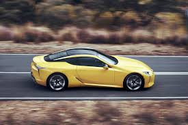 lexus lc hybrid cost 471hp 3 8s 2018 lexus lc500 pricing and options announced