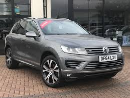 used volkswagen touareg altitude for sale motors co uk