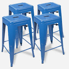 blue steel counter stools metal bar stools u2013 urbanmod
