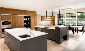 kitchen with two islands 64 amazing kitchens with island home designs