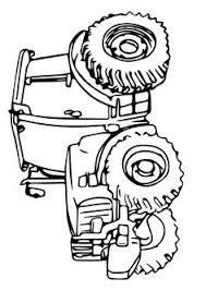 tractor trailer coloring pages farm coloring pages asher u0027s 1st pinterest printable coloring