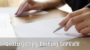 sample cover letter for copy editor job
