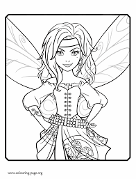 disney movies coloring pages meet zarina she is a curious fairy and tinker bell u0027s friend have