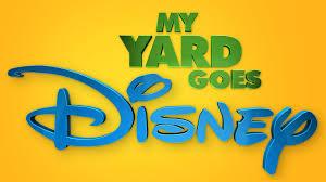 my yard goes disney hgtv loversiq