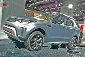pneumatici goodyear per la land rover discovery svx