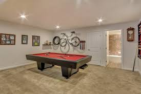 houzz basements interesting low media console living room with my