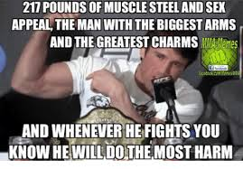 Sex Appeal Meme - 217 poundsofmusclesteeland sex appeal the man with the biggestarms