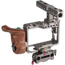 sony a7 black friday tilta es t17 a handheld camera cage rig for sony a7 a7 ii a7s