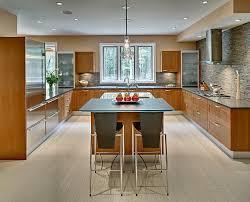 u shaped kitchens with islands u shaped kitchen layout with island zach hooper photo the big