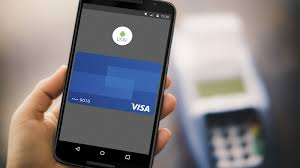 android pay app android pay consumer visa