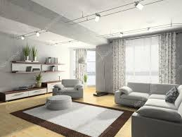 3d home interior home interior 3d rendering stock photo hemul75 2767451