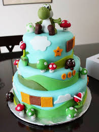 amazing yoshi birthday cake birthday cake cake ideas by prayface net
