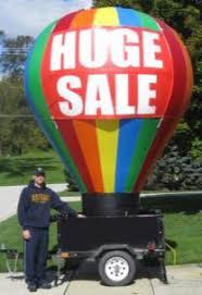 gorilla balloon advertising advertising inflatables big large jumbo