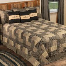 bedding quilts annalee black country village shoppe