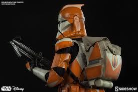 star wars bomb squad clone trooper ordnance specialist sixt