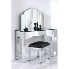 Modern Vanity Table Bedroom Bedroom Furniture White Bedroom Vanity Table Mirrored