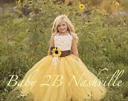 yellow dress etsy