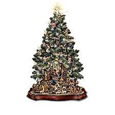 tabletop christmas nativity scene christmas tree collection