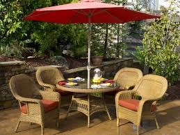 White Patio Dining Sets by Patio 19 White Patio Umbrellas Walmart With Dining Set And