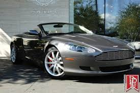 old aston martin db9 2007 aston martin db9 volante in wa united states for sale on