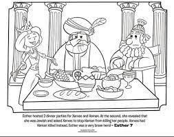 coloring queen esther coloring pages coloring