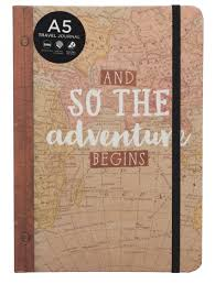 travel journals images Whsmith and so the adventure begins a5 travel whsmith jpg