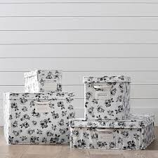 Pottery Barn Storage Bins Teen Storage Bins U0026 Baskets Pbteen