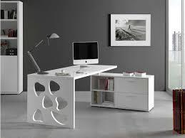 Bureau 160 Cm Retour Trevi Coloris Blanc Promodispo Bureau 160 Cm