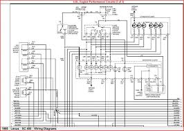 lexus wiring diagram lexus wiring diagrams for diy car repairs