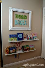 reading nook for kids diy inspired