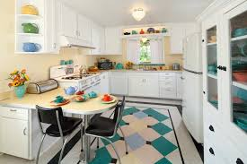 1940s kitchen design margie grace s perfect little 1940s style kitchen
