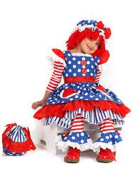 raggedy ann costumes raggedy ann halloween costumes