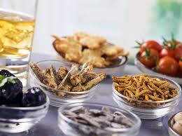 insectes dans la cuisine nouveau bientôt des restaurants 100 insectes en