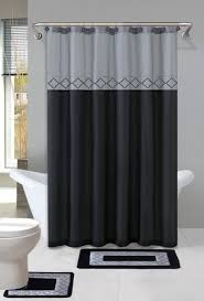 Designer Shower Curtains by Home Dynamix Designer Bath Shower Curtain And Bath Rug Set Db15n