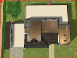 mod the sims large suburban home