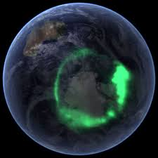 what creates the northern lights what causes the northern and southern lights