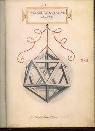 leonardo da vinci u0027s geometric sketches icosahedron