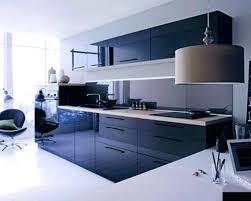 cuisine noir cuisine noir et grise emejing blanc pictures design trends 2017