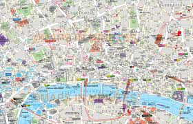World Map With Cities Download London Map With Cities Major Tourist Attractions Maps
